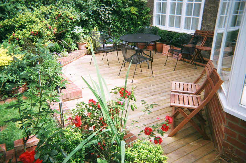 As Gardeners in North London  this has been our passion for over three decades