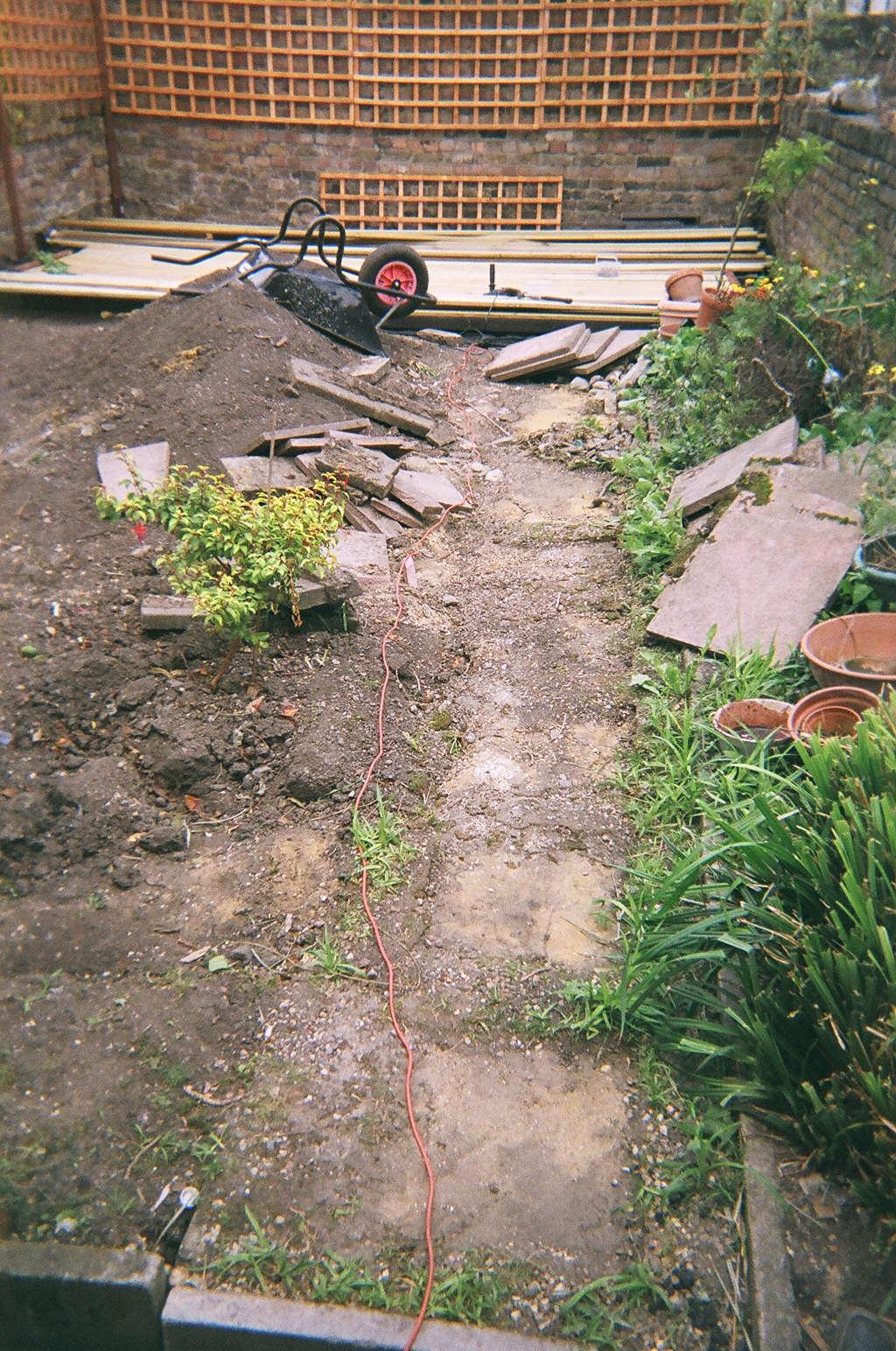 Decks decking for Garden decking north london